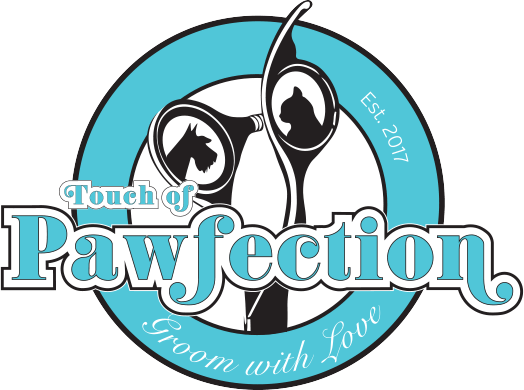Touch of Pawfection Logo